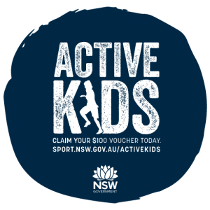 Active Kids logo